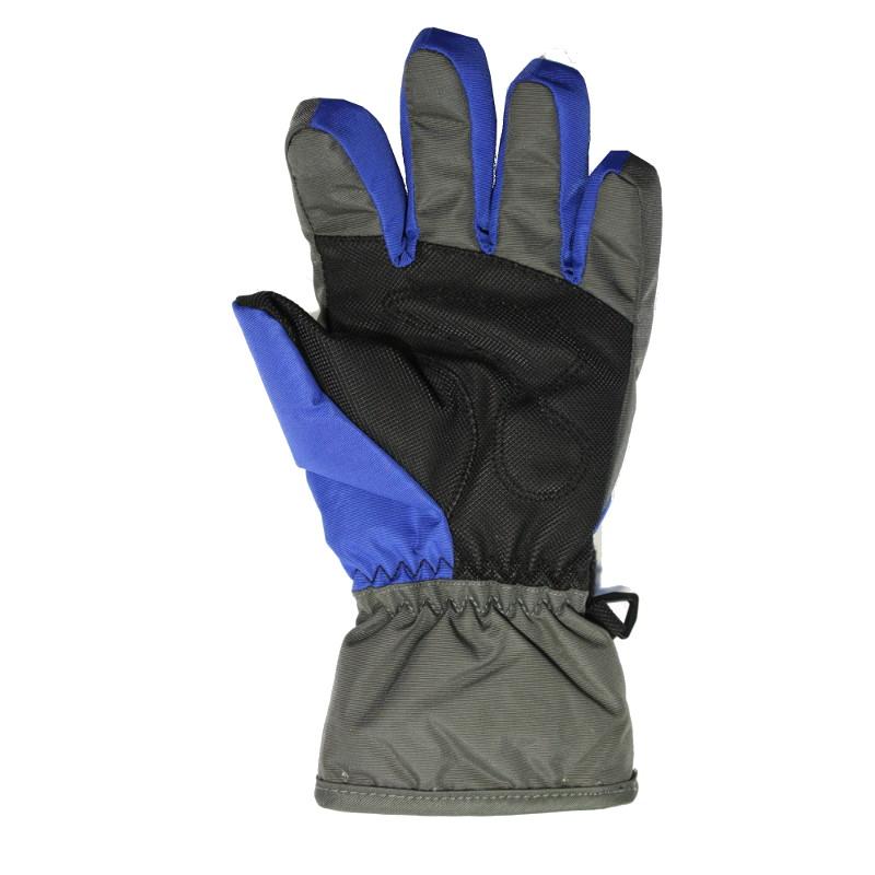 gants de ski enfant lafuma caucaz bleu tous les gants. Black Bedroom Furniture Sets. Home Design Ideas
