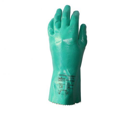 Gants de Protection Chimique Nitrotough CR270