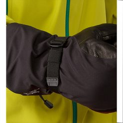 Moufles Alpinisme Alpha SV Arct'Teryx Homme Sangle poignet