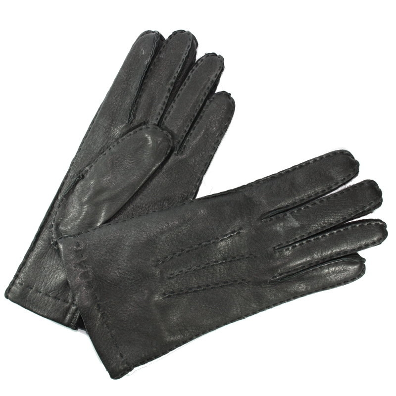 29263c3e516d Gants en Cuir de Cerf Femme Glove Story - Tous Les Gants