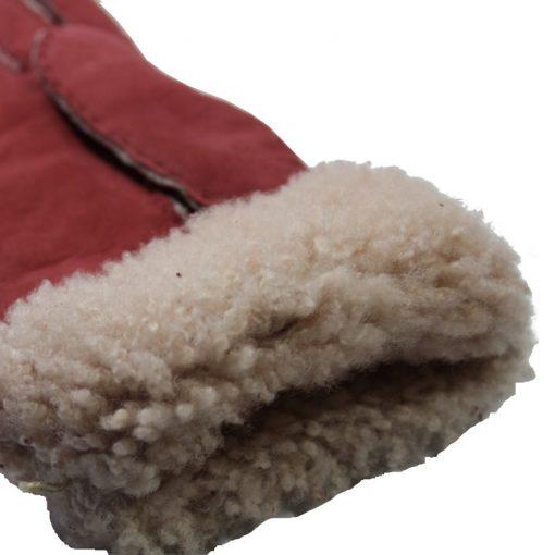 Intérieur Mouton Retourné Rose Glove Story