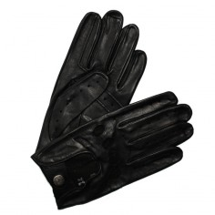 gants mixtes cuir et polyester glove story tous les gants. Black Bedroom Furniture Sets. Home Design Ideas