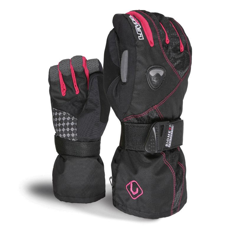 gant de ski et snow femme butterfly level tous les gants. Black Bedroom Furniture Sets. Home Design Ideas