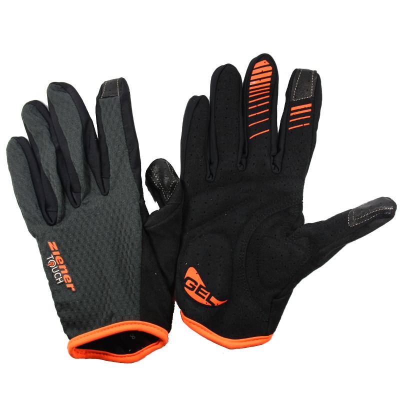 gants v lo route long homme caero touch ziener tous les gants. Black Bedroom Furniture Sets. Home Design Ideas