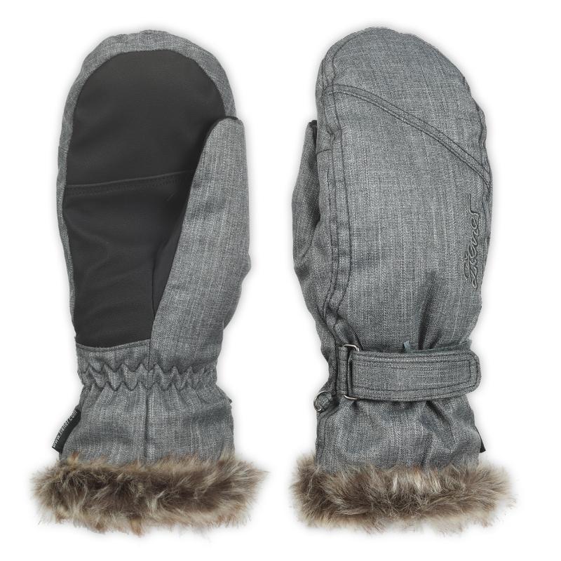moufles de ski pour femme kem ziener tous les gants. Black Bedroom Furniture Sets. Home Design Ideas
