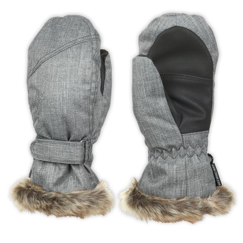 moufles de ski pour fille led ziener tous les gants. Black Bedroom Furniture Sets. Home Design Ideas