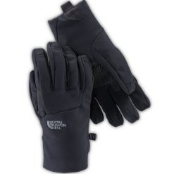 Gants Apex + Etip The North Face NOIR