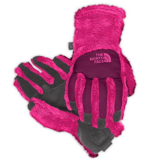 Gants Polaires Tactiles The North Face
