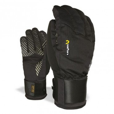 Gants de Freeski Switch Black Level