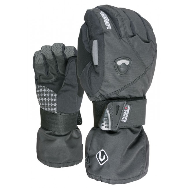 Gants de snowboard Fly Black Level