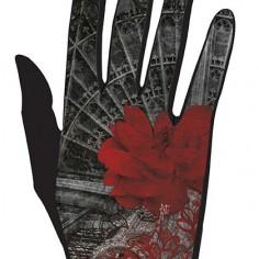 gant femme rose