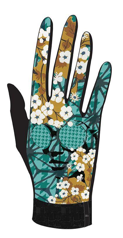 Gants Femme Imprimés Sixties FST Handwear