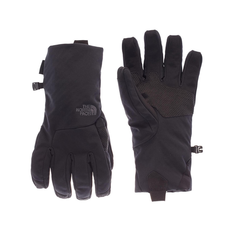 gants apex etip glove the north face noir pour homme. Black Bedroom Furniture Sets. Home Design Ideas