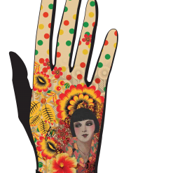 Gants femme imprimés TANGO FST Handware
