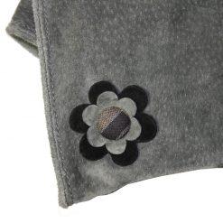 Détail Fleur Grise